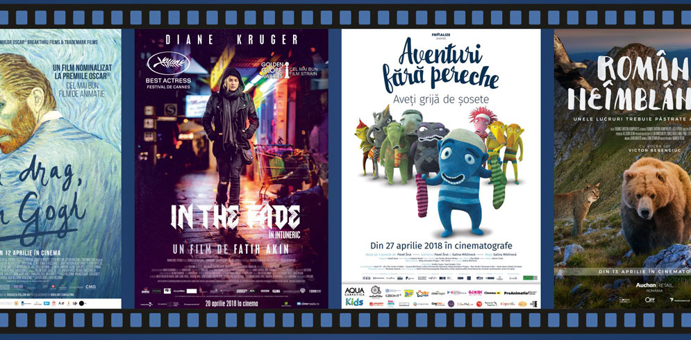 Program Cinema Ateneu: 23-29 aprilie 2018