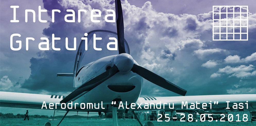 În weekend începe HANGARIADA 2018, cel mai așteptat festival de artă și zbor
