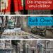 """""""Din impresiile unui călător. București 2009-2019"""" – expoziție de fotografie de Ruth Oren la sediul ICR Tel Aviv"""