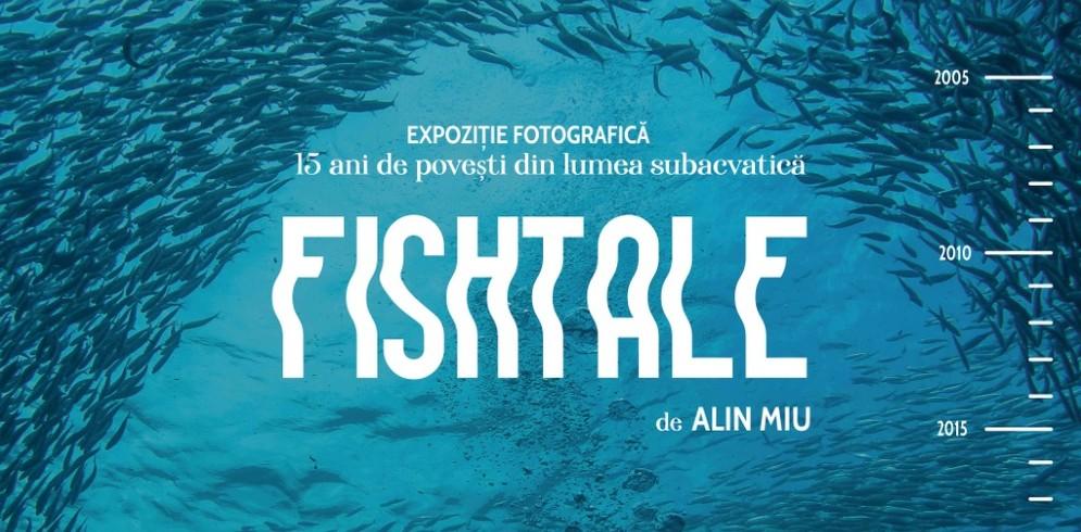 Misterele lumii subacvatice, prezentate în premieră în Iași într-o expoziție de fotografie